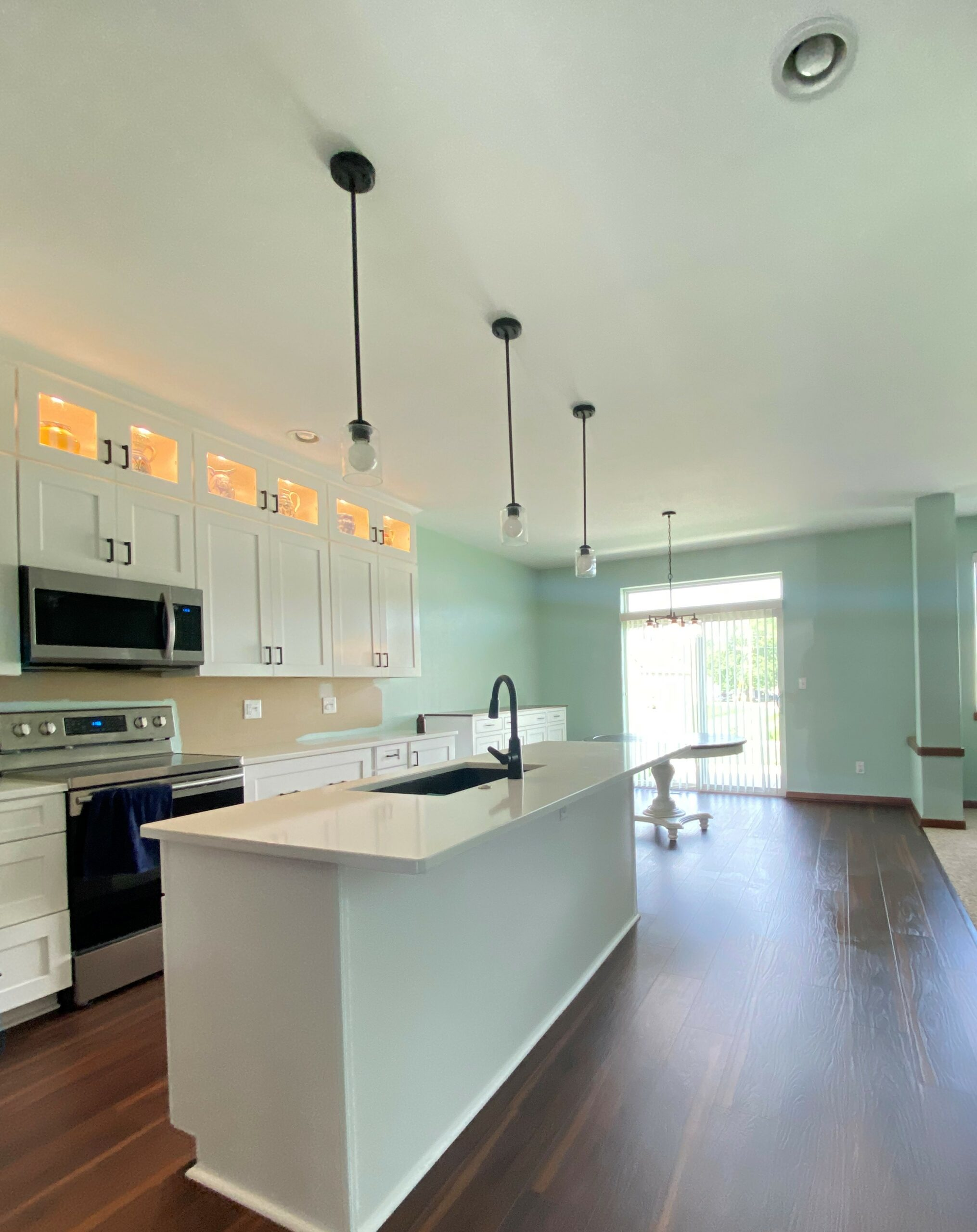 Interior Kitchen Repaint